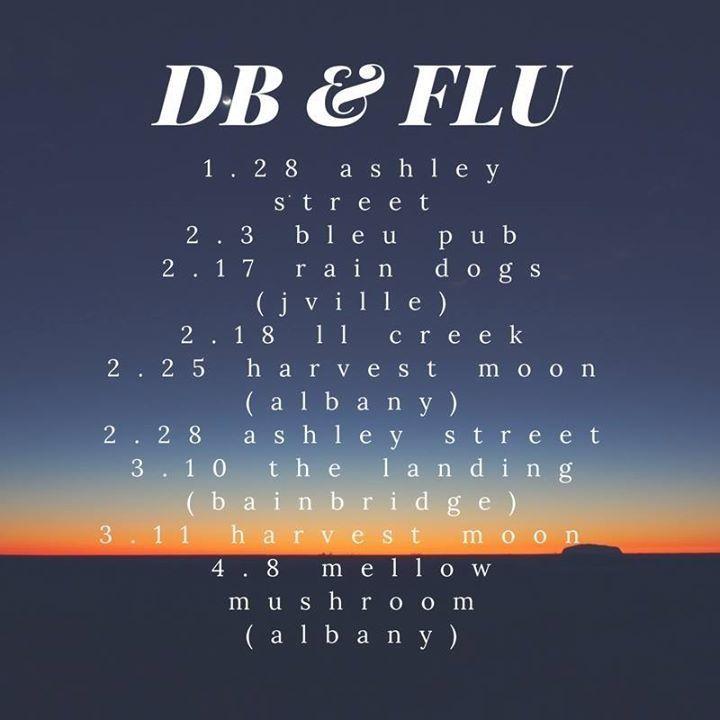 Dirty Bird and the Flu Tour Dates