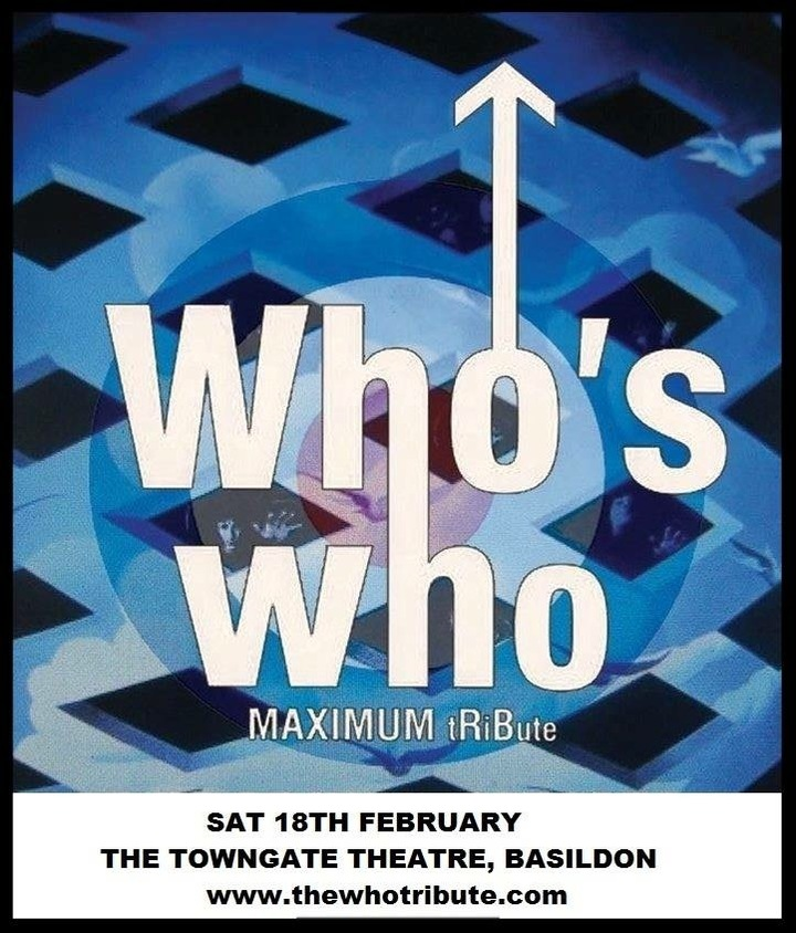 Who's Who @ Towngate Theatre - Basildon, United Kingdom