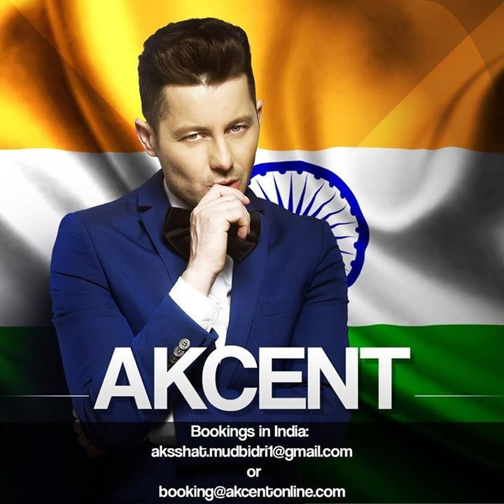 AKCENT India Tour Dates