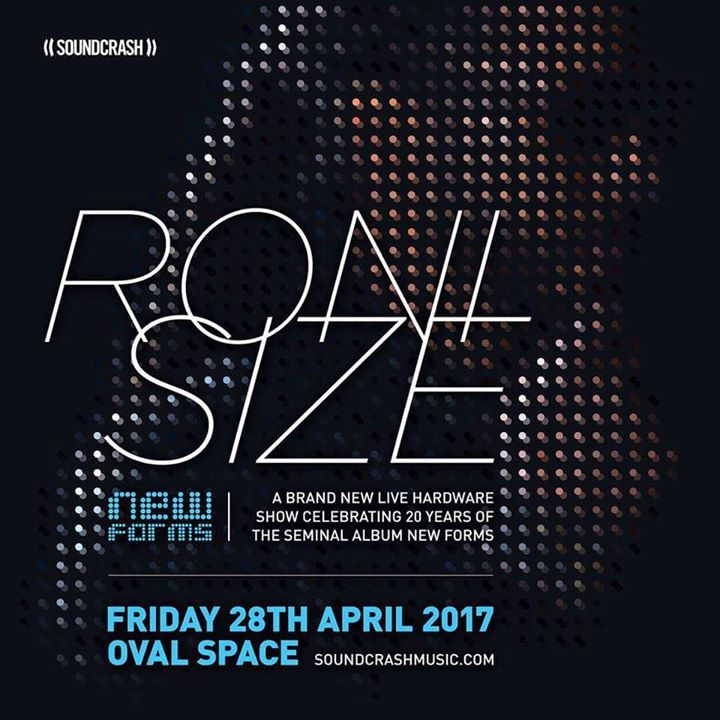 Roni Size Tour Dates