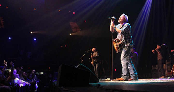 Pat Green @ The Stage at Silver Star - Bossier City, LA