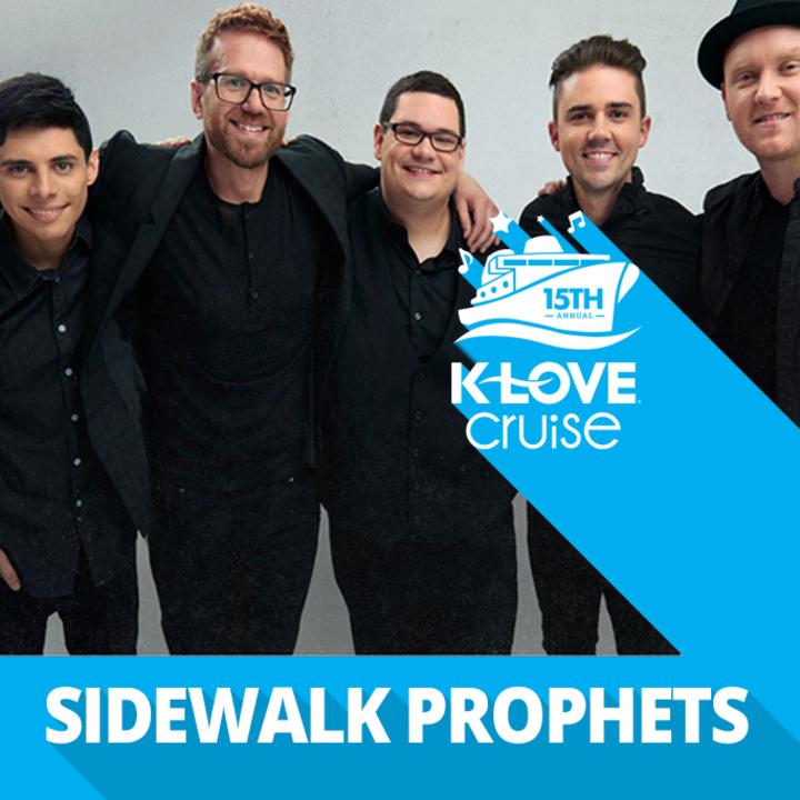 Sidewalk Prophets @ KLove Family Cruise - Fort Lauderdale, FL