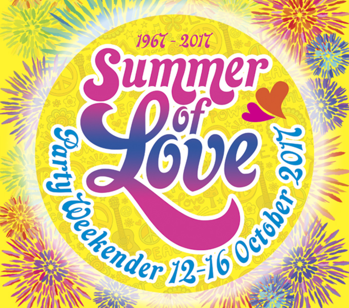 Who's Next - Europe's  #1 Tribute to The Who @ 60s Summer of Love Party @ Vauxhall Holiday Park - Great Yarmouth, United Kingdom