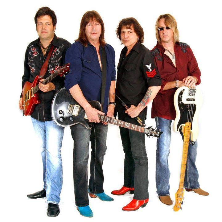 Pat Travers Band @ Robin 2 - Wolverhampton, United Kingdom