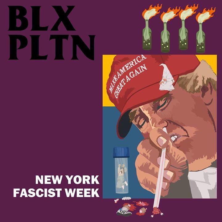 BLXPLTN Tour Dates