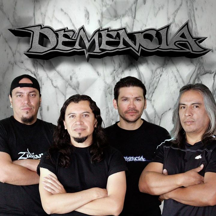 Demencia Tour Dates