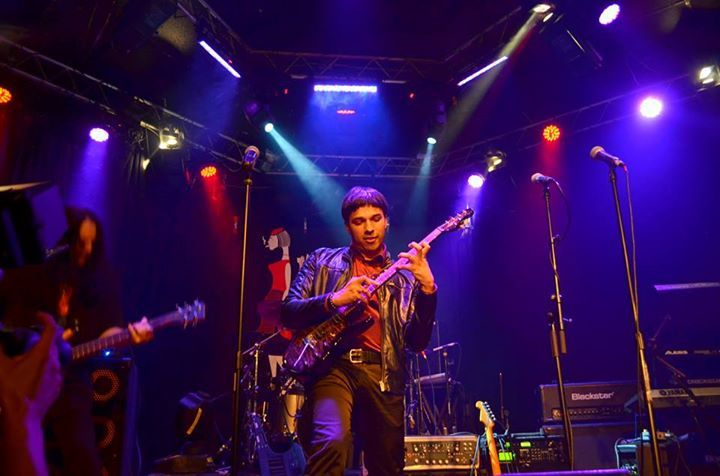 George (Verge) Varghese @ El Rey Theatre - Los Angeles, CA