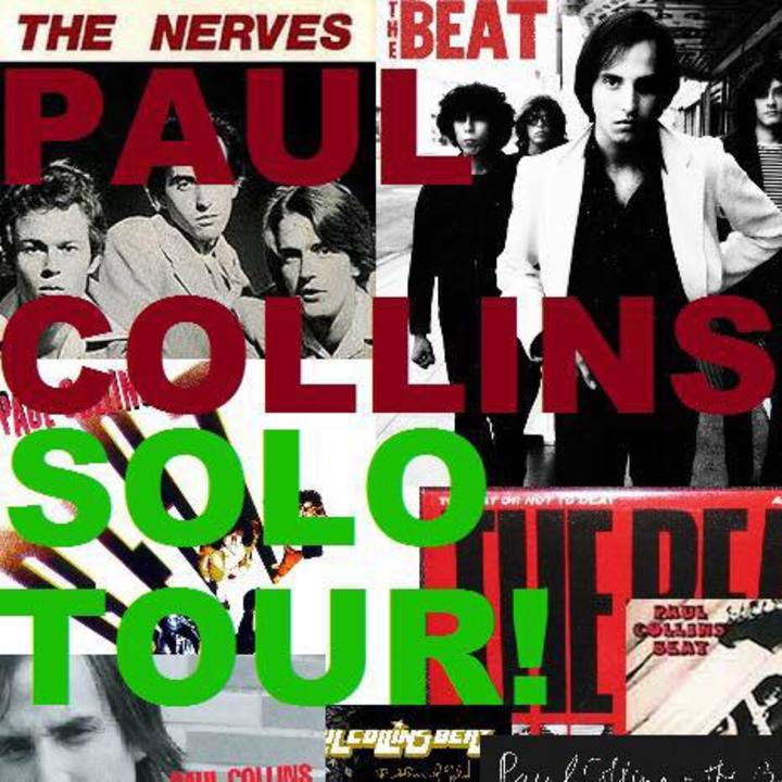 Paul Collins Beat Tour Dates
