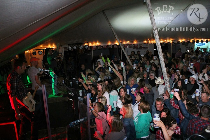 Feudin' Hillbillys @ Arcola Broomcorn Festival - Arcola, IL