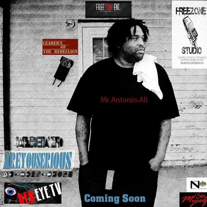 Mr.Antonio.Ali Tour Dates