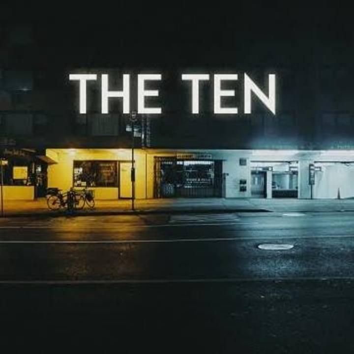 The Ten Tour Dates