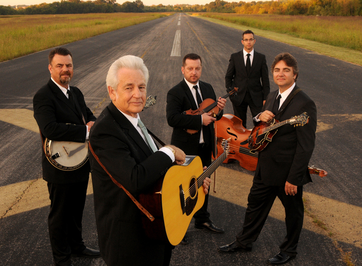 The Del McCoury Band @ Farmers Branch Historical - Farmers Branch, TX