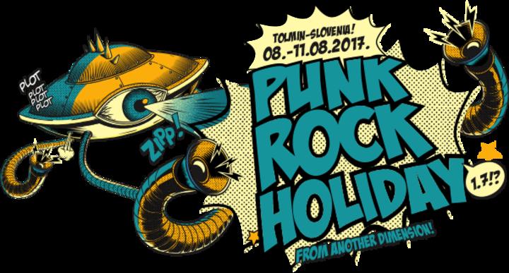 Undeclinable Ambuscade @ Punk Rock Holiday - Tolmin, Slovenia