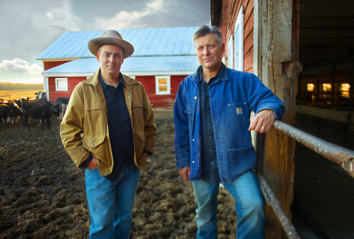 Gibson Brothers @ Strawberry Park - Preston, CT