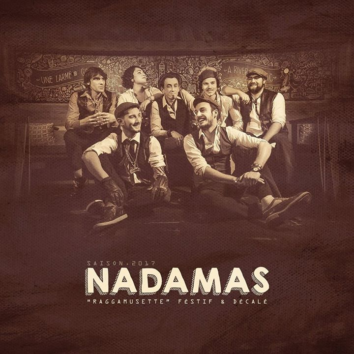 Nadamas Tour Dates