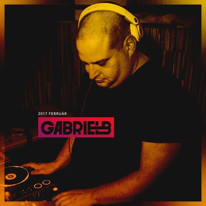 Gabriel B @ Club 1001 - Bordany, Hungary