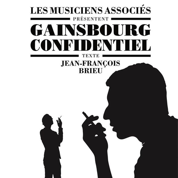 Gainsbourg Confidentiel Tour Dates