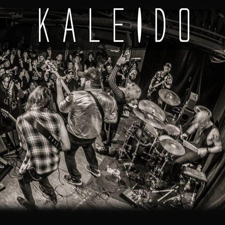 Kaleido @ Avalon Hollywood - Los Angeles, CA