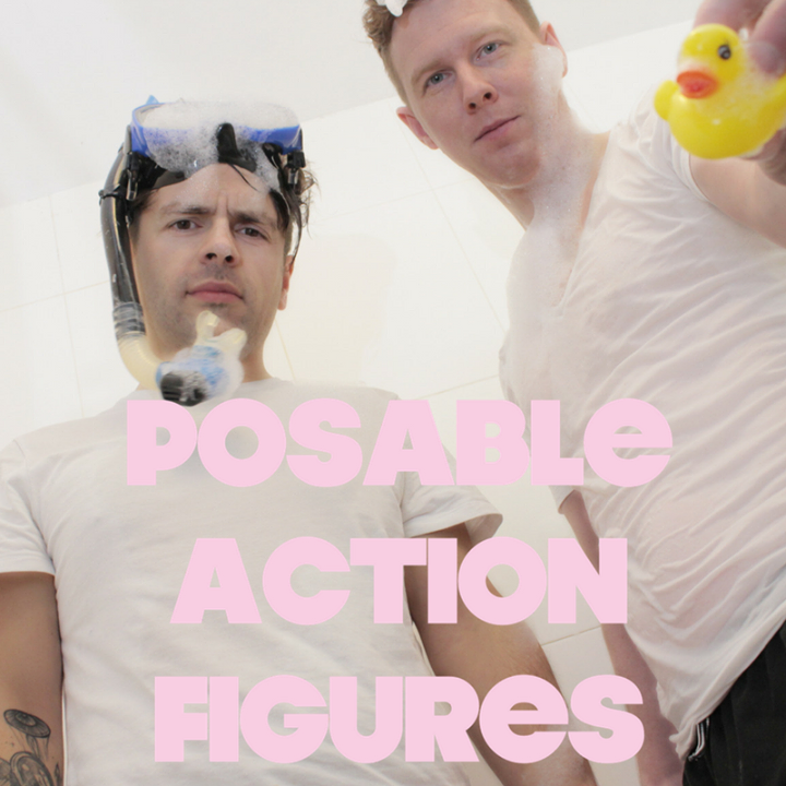 Posable Action Figures Tour Dates