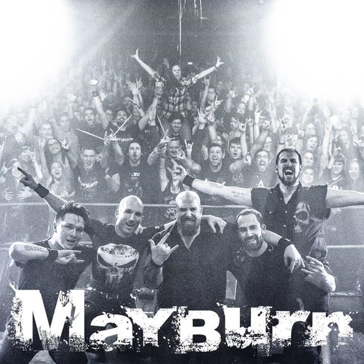 Mayburn Tour Dates