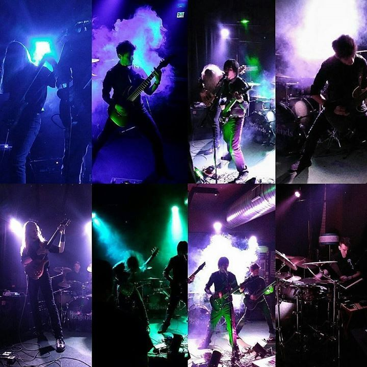Rise as Legends Tour Dates