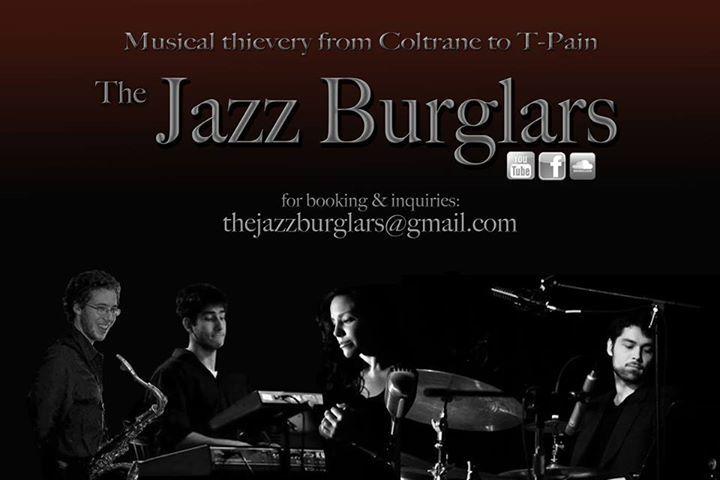 The Jazz Burglars Tour Dates