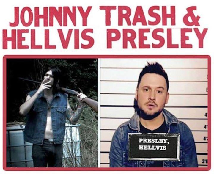 Johnny Tra$h & HEllvis Presley Tour Dates