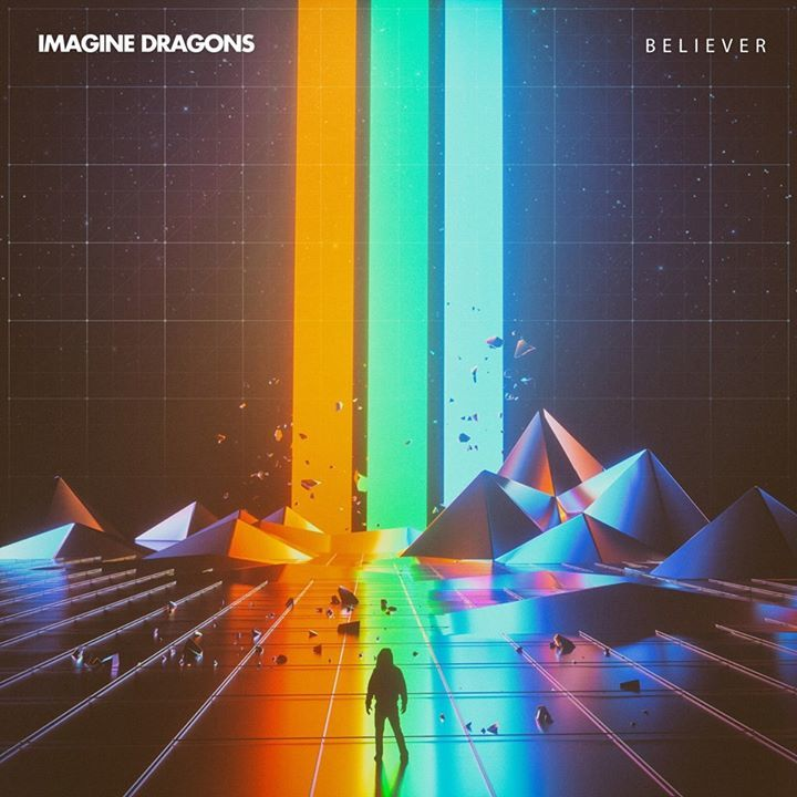Imagine Dragons @ Sportpaleis - Merksem (Antwerpen), Belgium