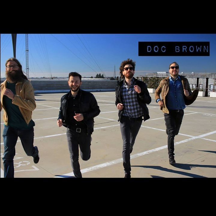 Doc Brown italy Tour Dates