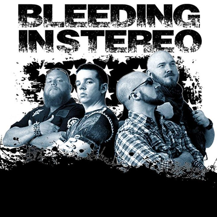 Bleeding in Stereo @ Oglethorpe Lounge  - Albany, GA