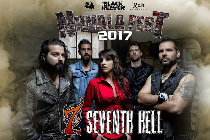 7th hell @ Marea Rock - Alicante, Spain