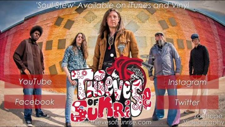 Thieves Of SunRise @ Rockwood Music Hall - New York, NY