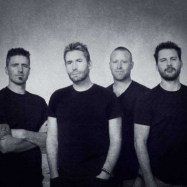Nickelback Tour Dates