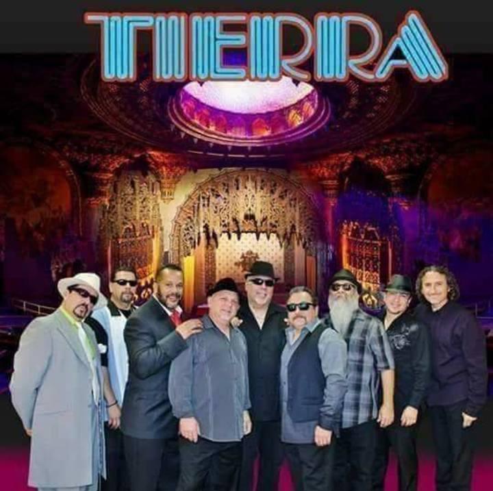Tierra @ Honda Center - Anaheim, CA