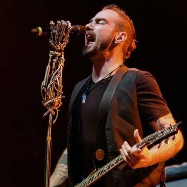 Adam Gontier Tour Dates