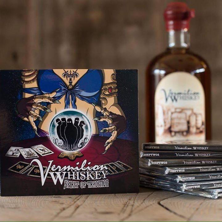 Vermilion Whiskey Tour Dates