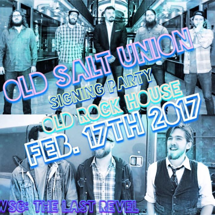Old Salt Union @ Barley's - Knoxville, TN