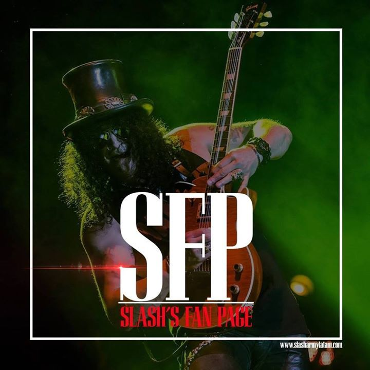 Slash's Fan Page Tour Dates