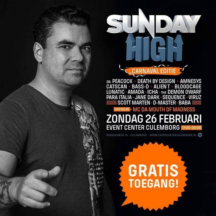 Martijn van Langen aka dj Baba Tour Dates