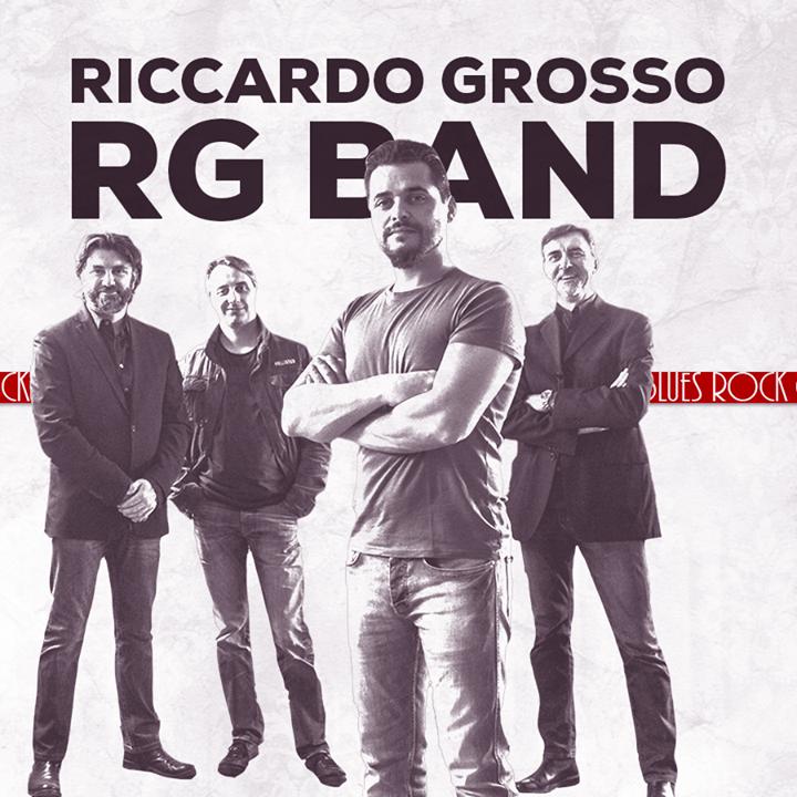 Riccardo Grosso & RG Band Tour Dates