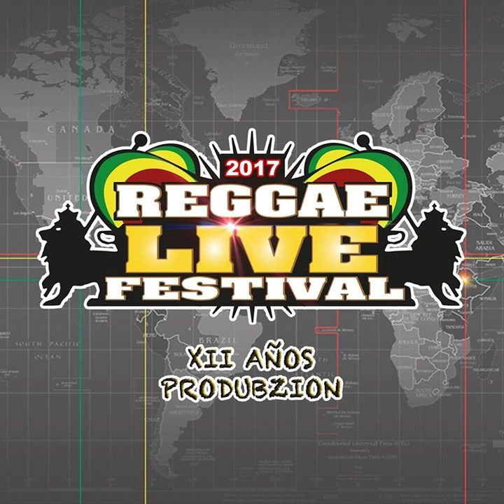 Reggae Live Festival Tour Dates