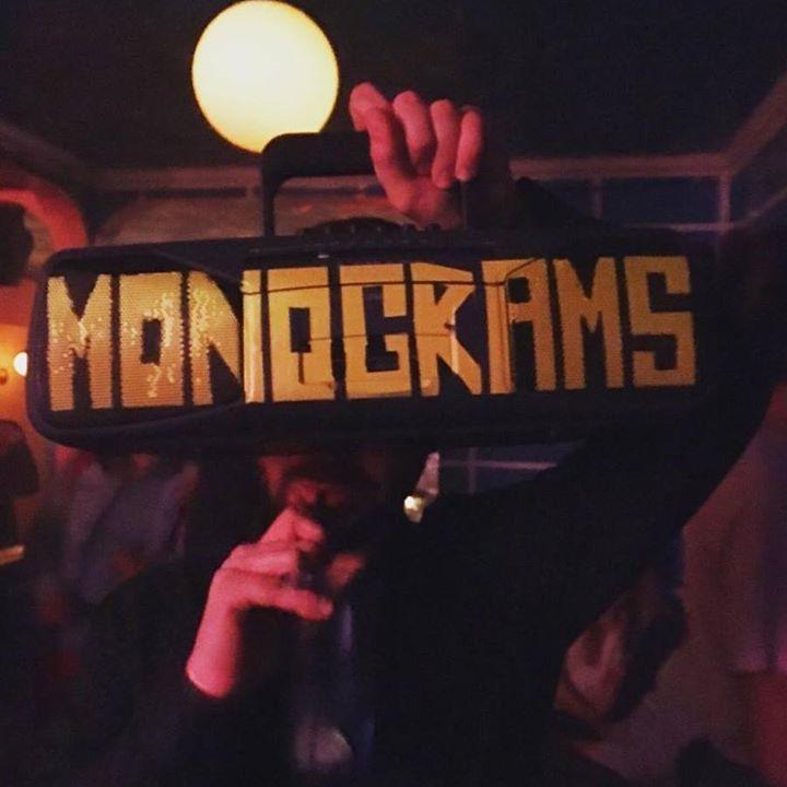 Monograms Tour Dates