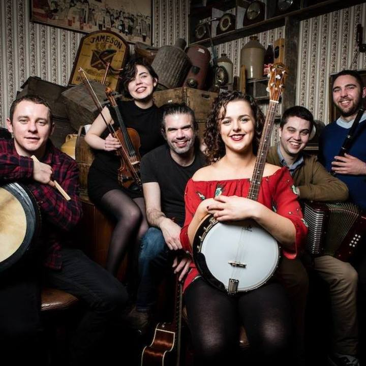 THE YOUNG IRELANDERS Tour Dates