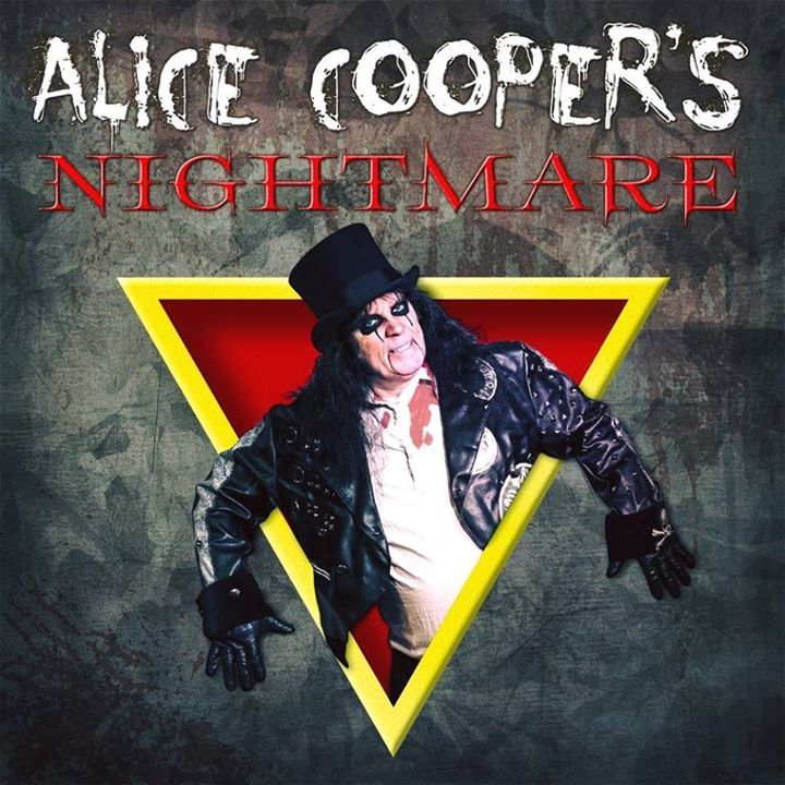 Alice Coopers Nightmare Tour Dates
