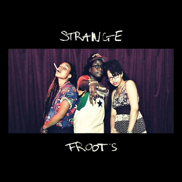 Strange Froots Tour Dates