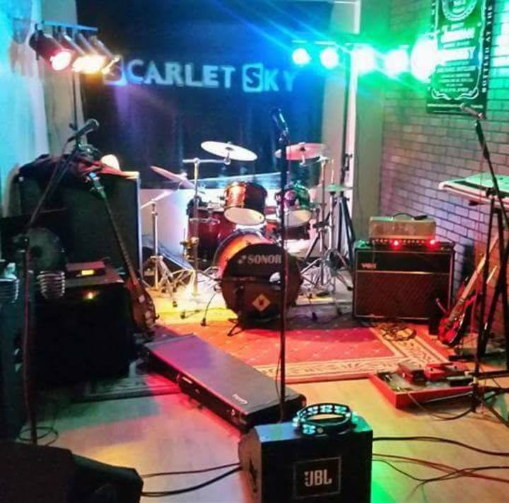 Scarlet Sky @ Boxcar Bar - Waseca, MN