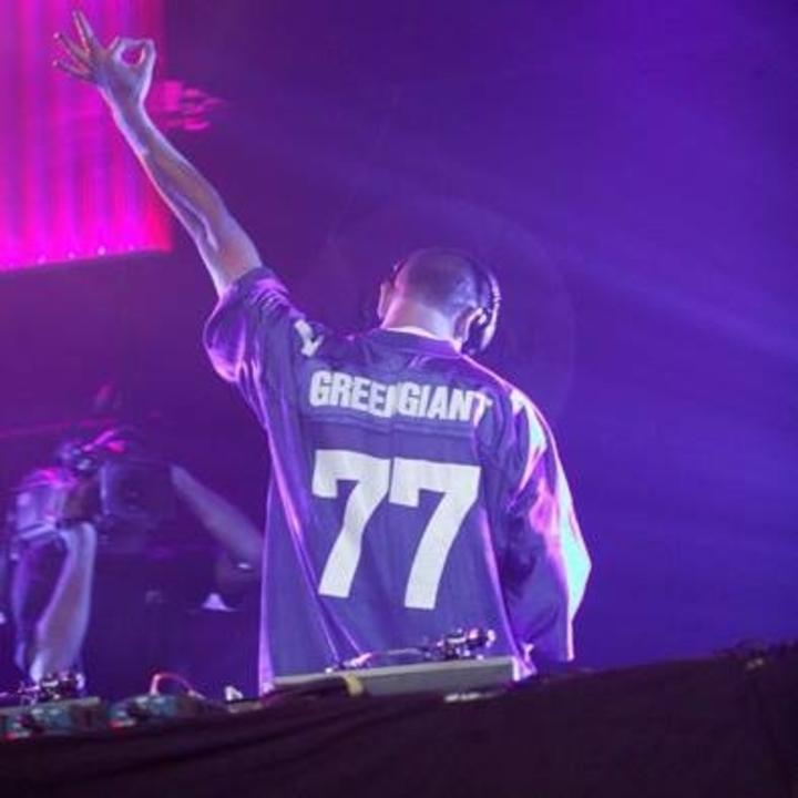 Dj Green Giant Tour Dates