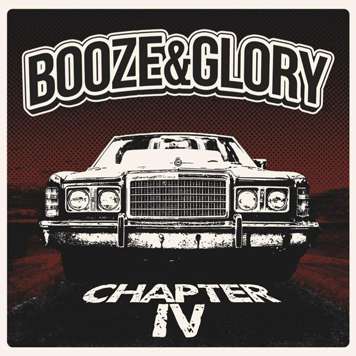 Booze & Glory @ In Your Face Festival - Treize-Septiers, France