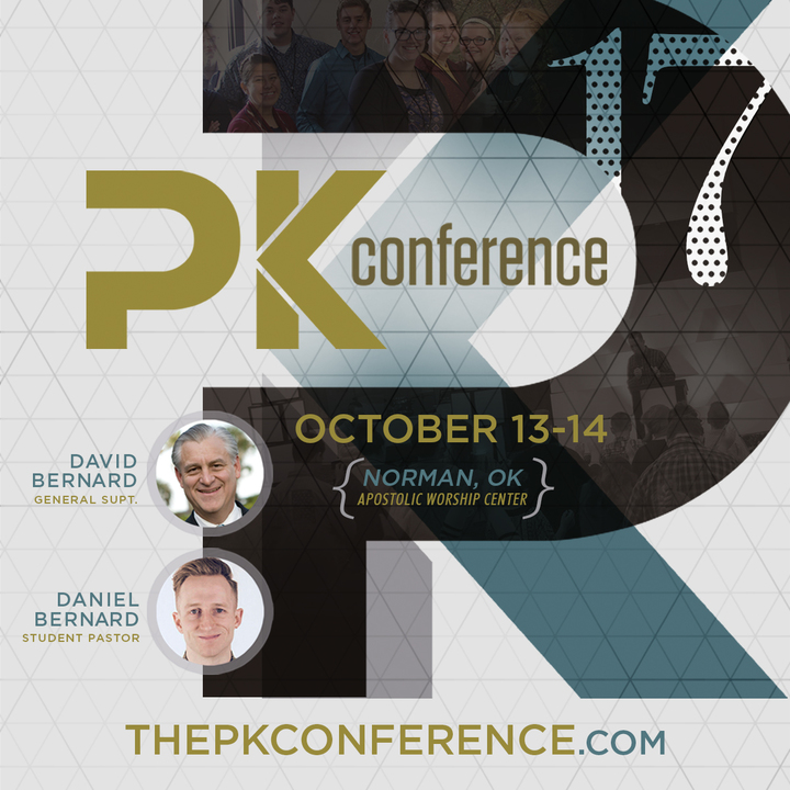 Jeremy Hart @ The PK Conference | 10AM - Norman, OK