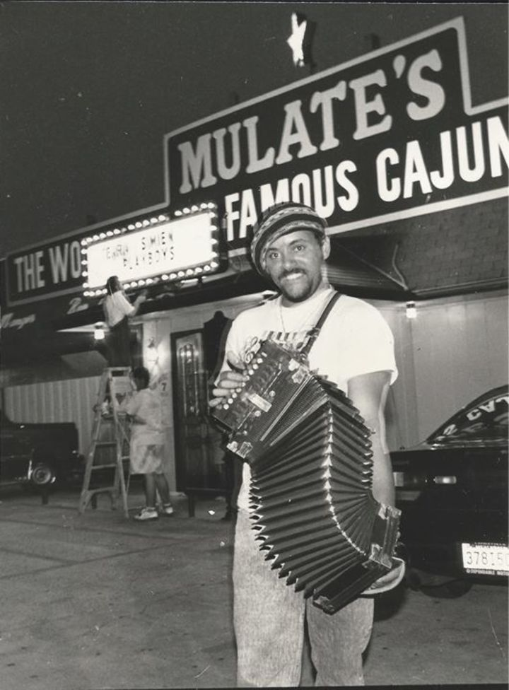 Terrance Simien & The Zydeco Experience Tour Dates